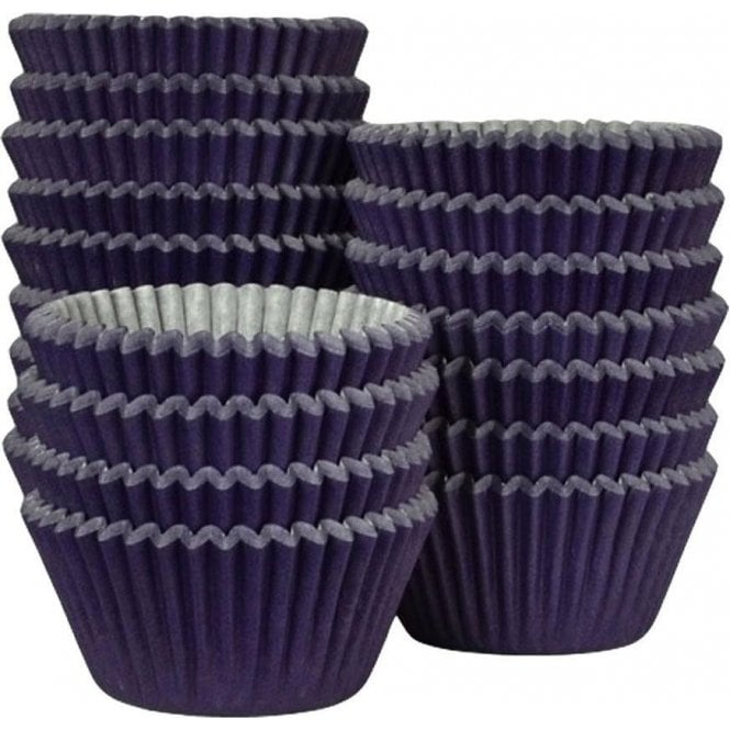 Packaging Pro Purple - Professional Quality Cupcake Cases, Bulk Pack of 500