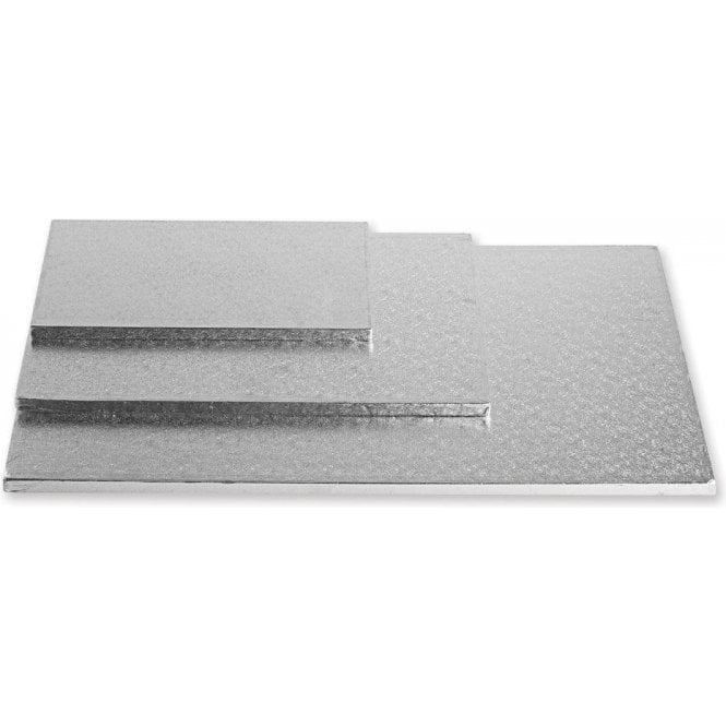 Packaging Pro Silver Oblong Cake Drum/Board - Choose Your Sizes