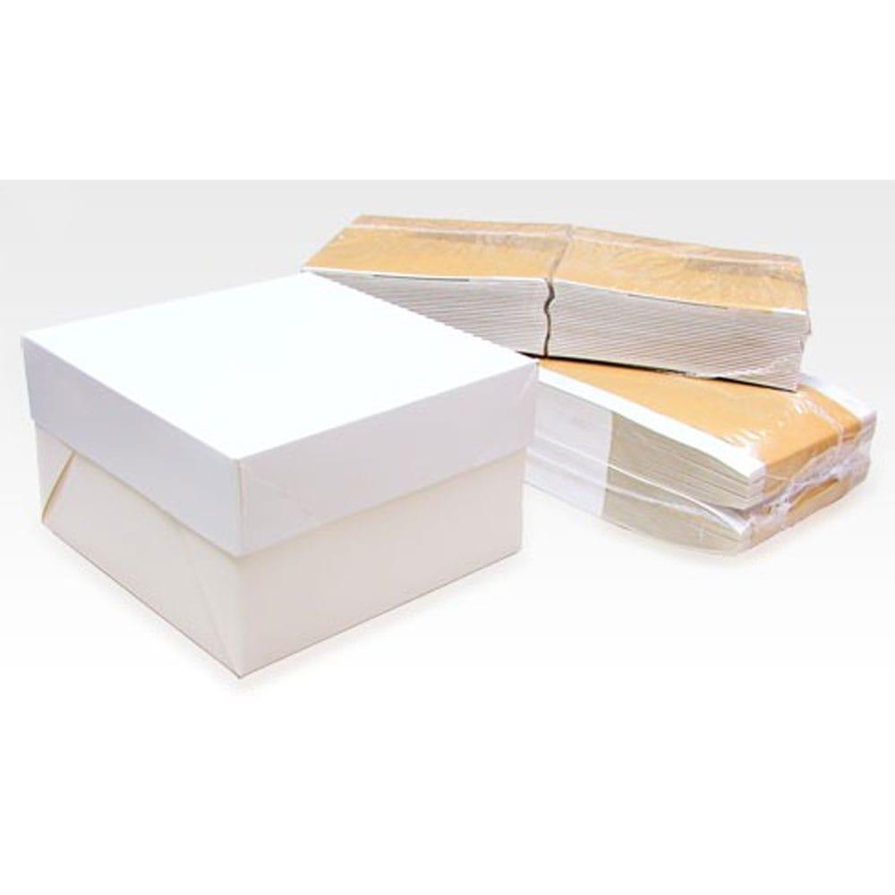 Doric Cake Boxes