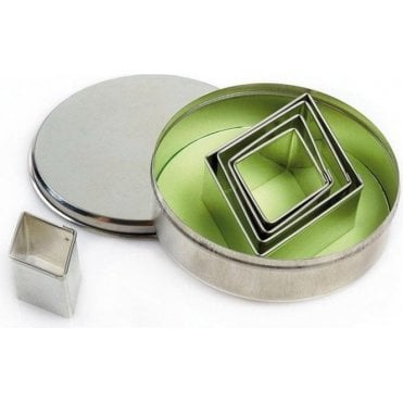 Diamond Smooth 5 Stainless Steel Fondant/Cookie Cutter