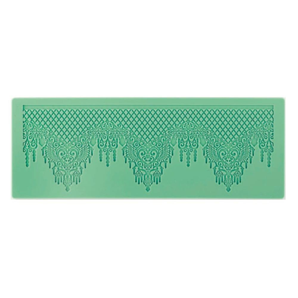 Pavoni Magic Decor Original Cake Lace Silicone Mat
