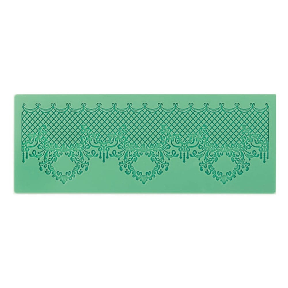 Pavoni Magic Decor Original Cake Lace Silicone Mat ...