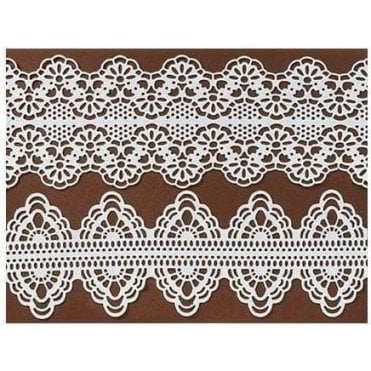 Magic Decor Original Silicone Cake Lace Mat 4