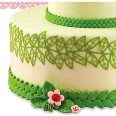 Magic Decor Original Silicone Cake Lace Strip - Design 5B