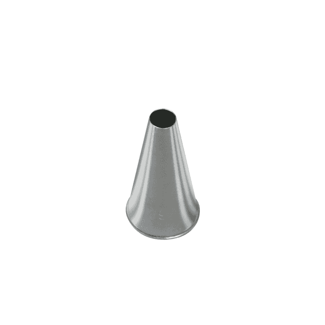 Piping Paradise No. 9 Small Round Piping Nozzle