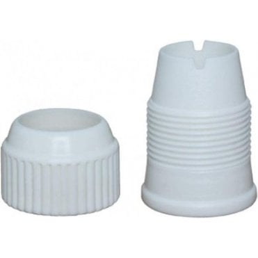 Large Plastic Coupler - For Large Nozzles