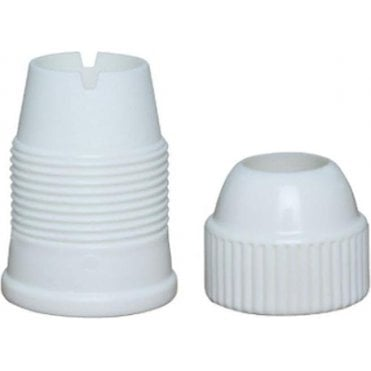 Medium Plastic Coupler - For Medium Nozzles