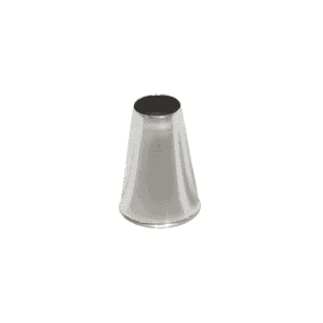 No. 1A Medium Round Piping Nozzle