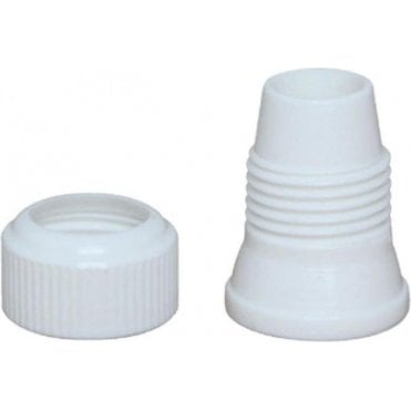 Small Plastic Coupler - For Small Nozzles