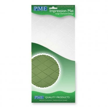 Diamond Impression Mat - Large