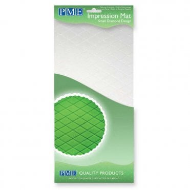 Diamond Impression Mat - Small