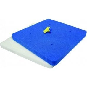 Mexican & Flower Foam Modelling Pads - Set of 2