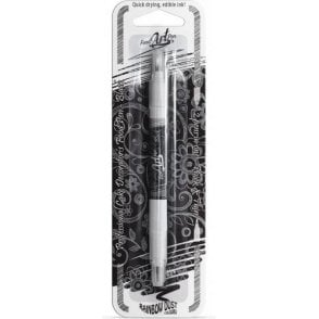 Black - Edible Food Art Pen