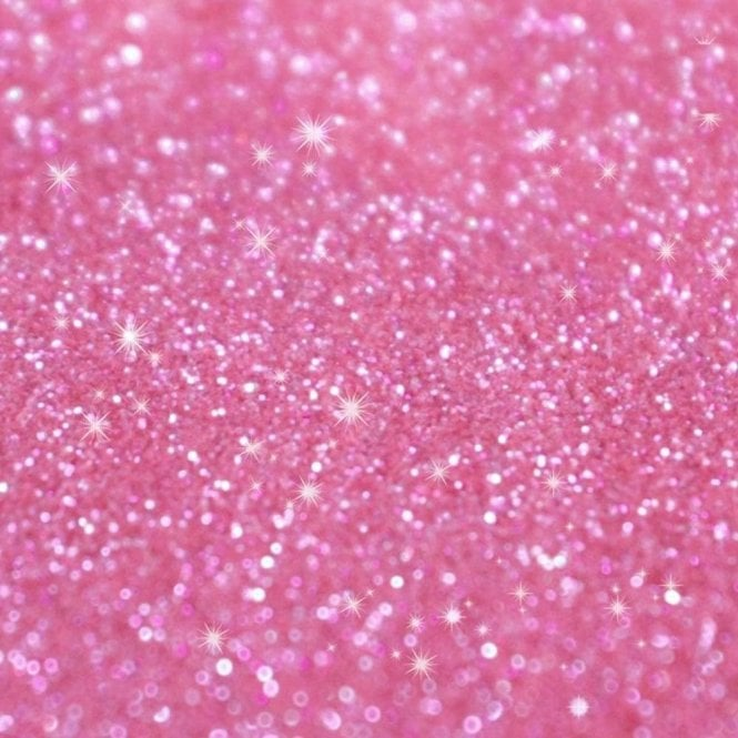 Rainbow Dust Crystal Cerise - Food Contact Cake Decorating Glitter