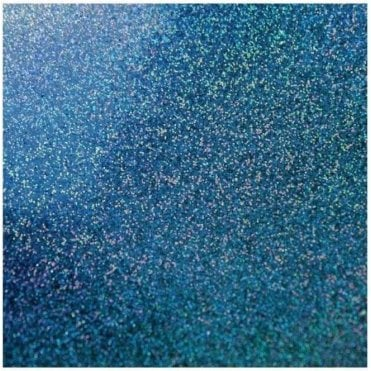 Hologram Blue - Food Contact Cake Decorating Glitter