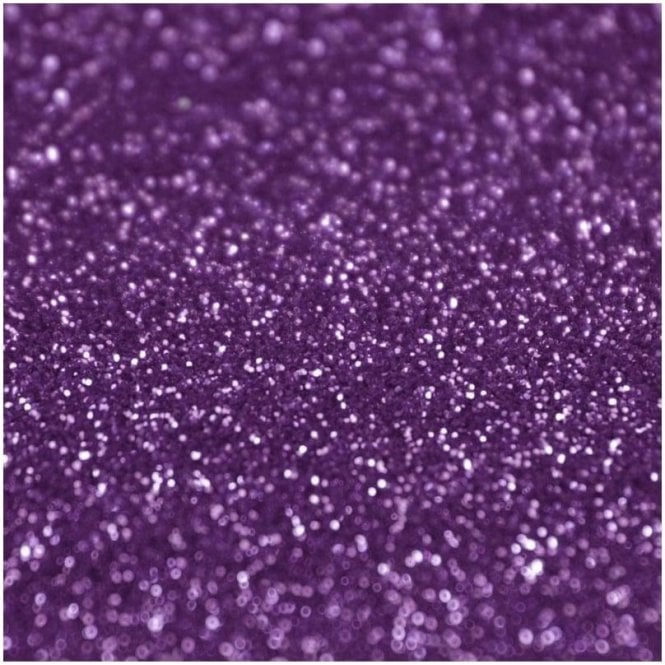 Rainbow Dust Hologram Lavender - Food Contact Cake Decorating Glitter