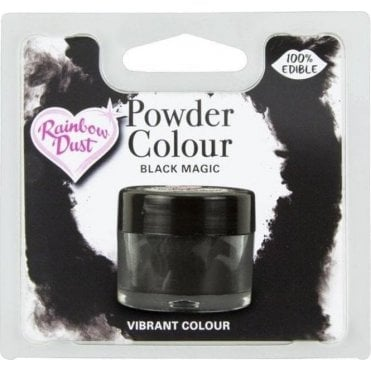 Powder Colour - Black Magic