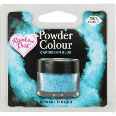 Powder Colour - Caribbean Blue