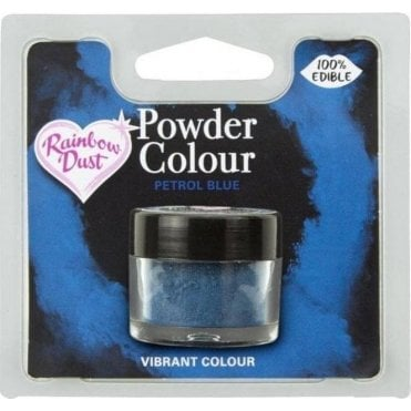 Powder Colour - Petrol Blue