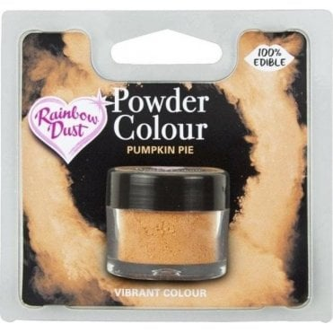 Powder Colour - Pumpkin Pie