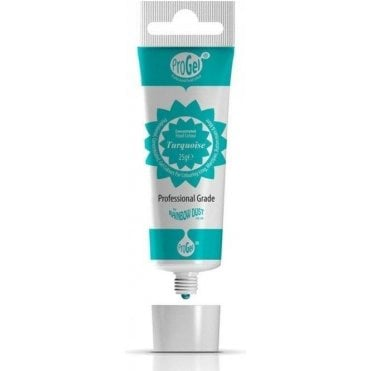 ProGel® Turquoise Professional Food Gel Colours 25g