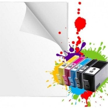 *REFILL* A4 Icing Sheets x25 + Full Set of IP7250 Inks