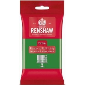 Renshaw Green - EXTRA Ready to Roll Icing 250g