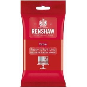 Renshaw Red - EXTRA Ready to Roll Icing 250g