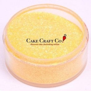 Apricot - CRYSTALS Glitter Colours for 'Sparkling' Finish 10g