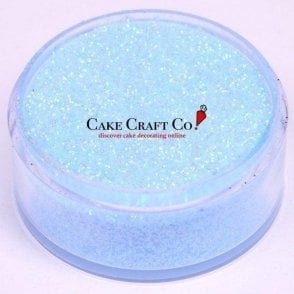 Baby Blue - CRYSTALS Edible Glitter Colours for 'Sparkling' Finish 10g