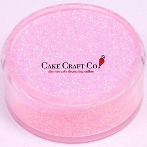 Baby Pink - CRYSTALS Glitter Colours for 'Sparkling' Finish 10g