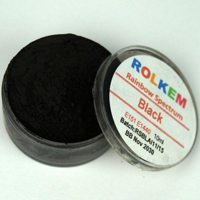 Rolkem Black - Rainbow Spectrum Dusting Colour 10ml