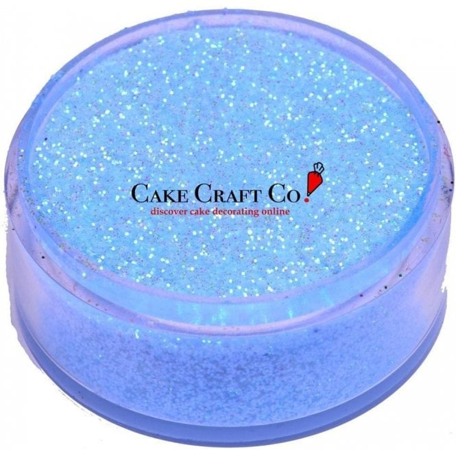 Rolkem Blue  - CRYSTALS Edible Glitter Colours for 'Sparkling' Finish 10g
