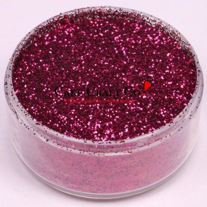 Rolkem Bordeaux - CRYSTALS Glitter Colours for 'Sparkling' Finish 10g