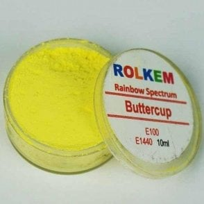 Buttercup - Rainbow Spectrum Dusting Colour 10ml