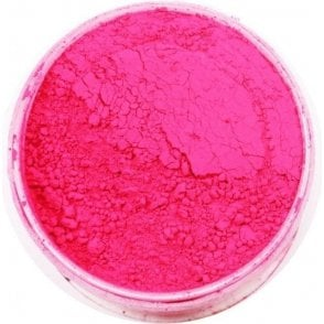 Cerise - Lumo/Luminosity/Glow in the Dark Edible Sugarcraft Dust Food Colouring - Choose Your Sizes