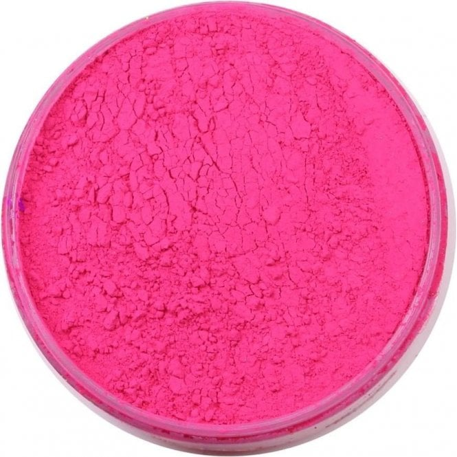Rolkem Deep Rose - Lumo/Luminosity/Glow in the Dark Edible Sugarcraft Dust Food Colouring - Choose Your Sizes