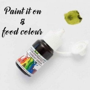 Forest Green - Concentrates Edible Paint 15ml