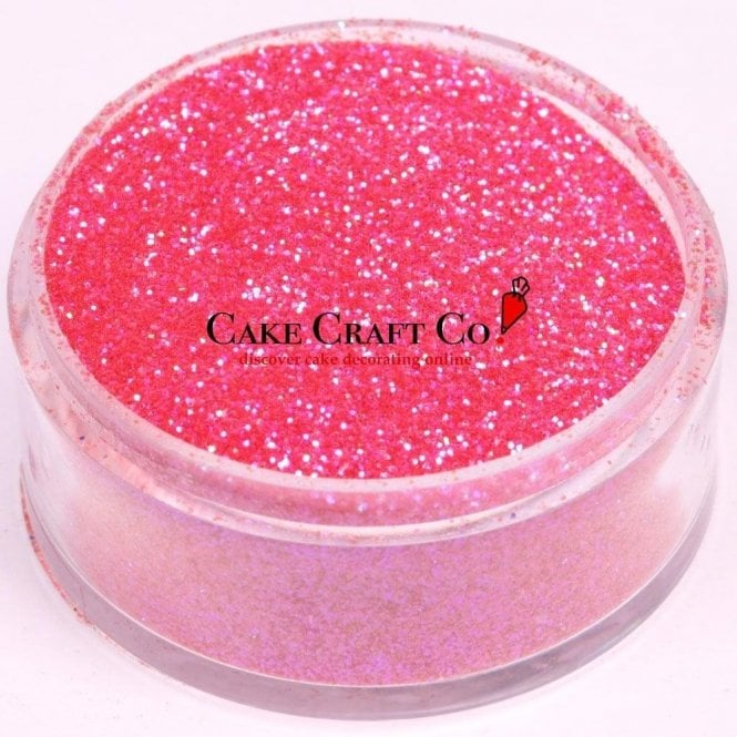 Rolkem Fuchsia - CRYSTALS Edible Glitter Colours for 'Sparkling' Finish 10g