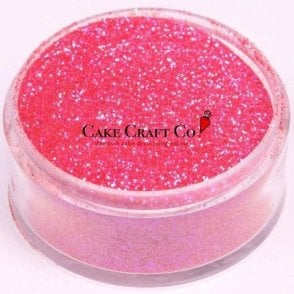 Fuchsia - CRYSTALS Edible Glitter Colours for 'Sparkling' Finish 10g