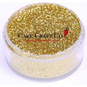 Gold - CRYSTALS Glitter Colours for 'Sparkling' Finish 10g
