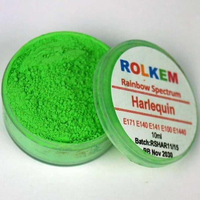 Rolkem Harlequin - Rainbow Spectrum Dusting Colour 10ml