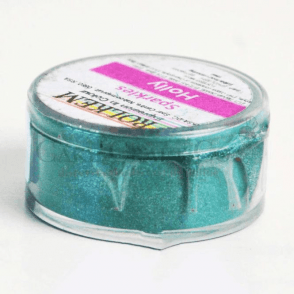 HOLLY Sparkle Sugarcraft Lustre Dust Edible Food Icing Colouring 10g
