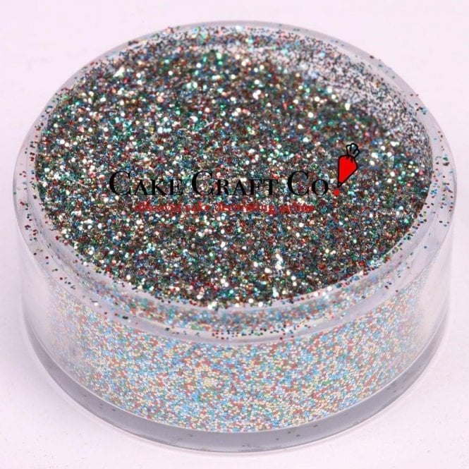 Rolkem Kaleidoscope - CRYSTALS Edible Glitter Colours for 'Sparkling' Finish 10g