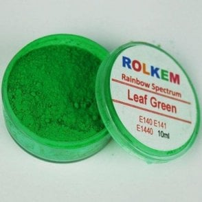 Leaf Green - Rainbow Spectrum Dusting Colour 10ml