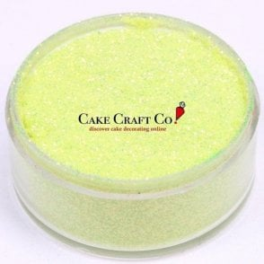 Lime - CRYSTALS Glitter Colours for 'Sparkling' Finish 10g