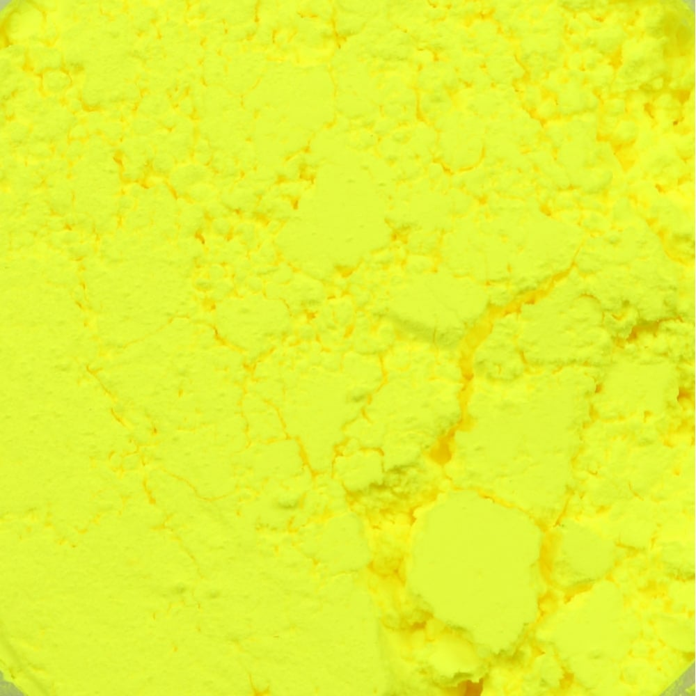 Lunar Yellow Lumo Edible Cake Decorating Sugarcraft Dusting