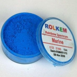 Marine - Rainbow Spectrum Dusting Colour 10ml