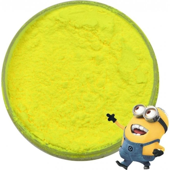 Rolkem Minion Magic - Lumo/Luminosity/Glow in the Dark Edible Sugarcraft Dust Food Colouring - Choose Your Sizes