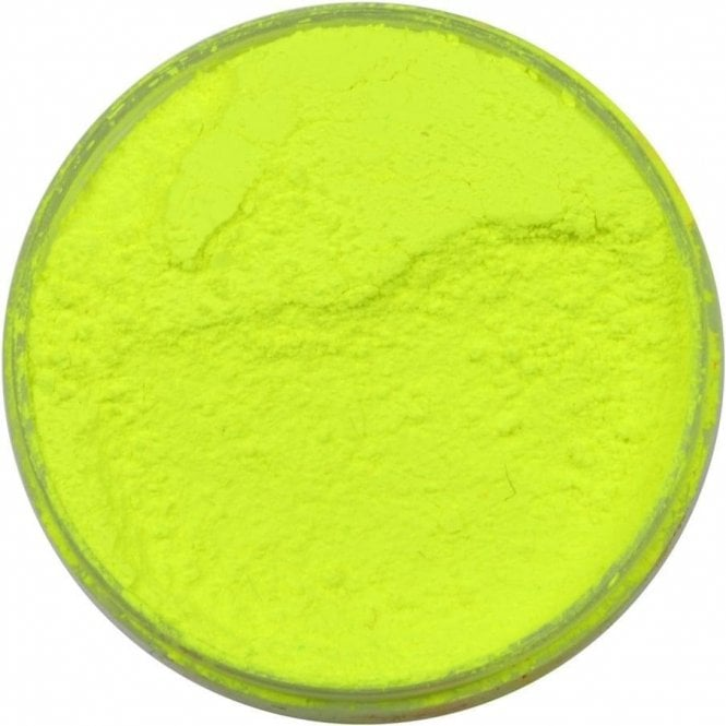 Rolkem Neon Glo - Lumo/Luminosity/Glow in the Dark Edible Sugarcraft Dust Food Colouring - Choose Your Sizes